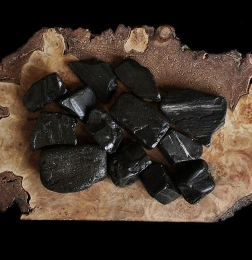Whitby Jet Pieces - Whitby Jet