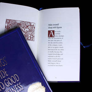 The Vikings Guide to Good Business Book - Text and Images