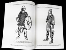 Load image into Gallery viewer, Viking Age Costume Guide - Warrior Costume - Viking Craft & Design Books