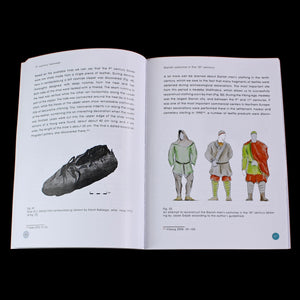 Viking Dress Code Book by Kamil Rabiega - Viking Costumes