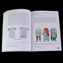 Load image into Gallery viewer, Viking Dress Code Book Inside by Kamil Rabiega - Viking Costume Books