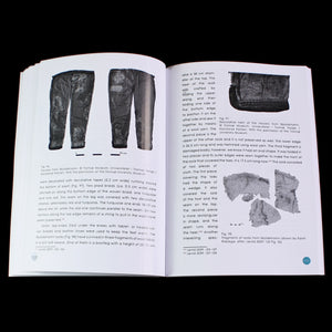 Viking Dress Code Book by Kamil Rabiega - Viking Trousers - Viking Costume Books