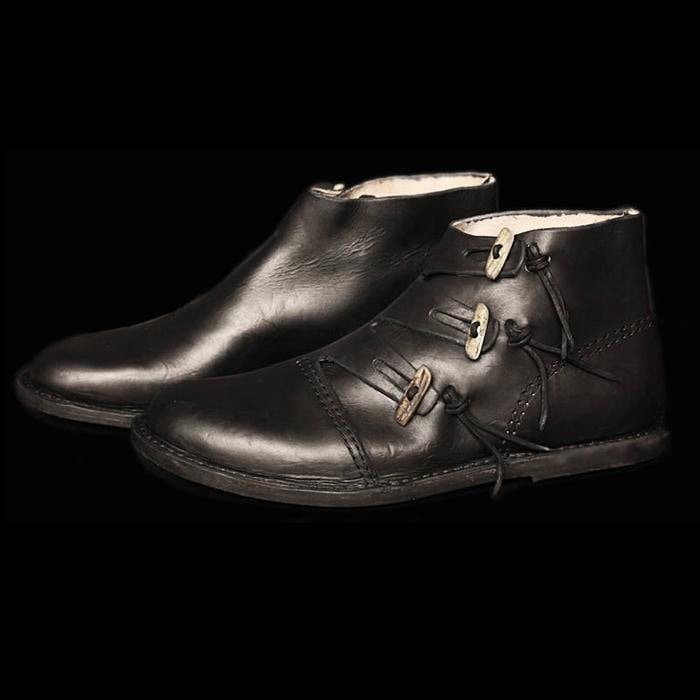 Viking Shoes from Hedeby