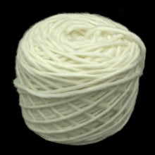 Load image into Gallery viewer, Natural Nalbinding Wool Yarn Ball