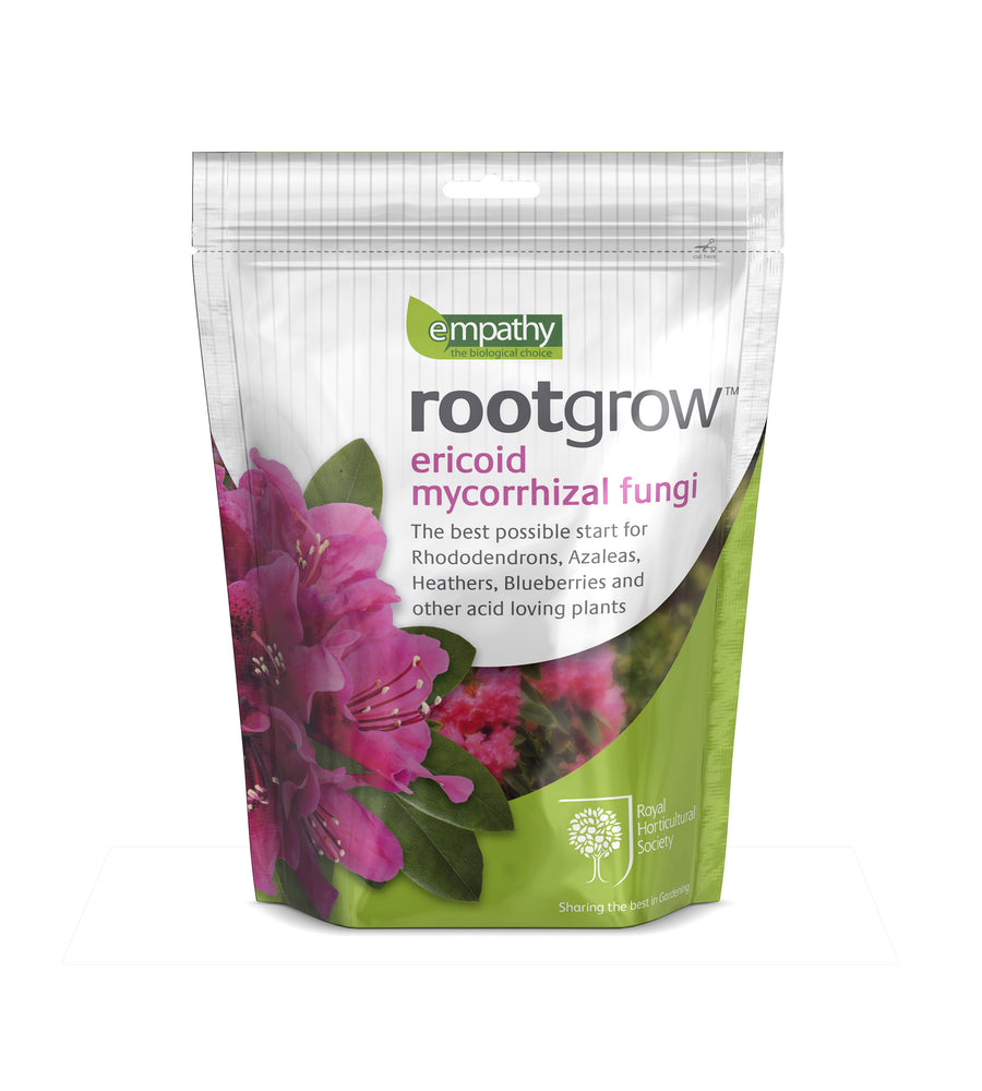 Rootgrow - Ericoid - Mycorrhizal Fungi Granules for Acid-Loving Plants - 200g