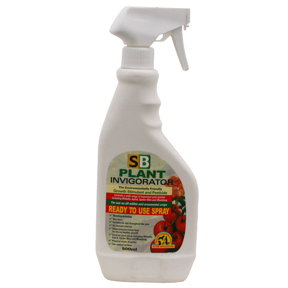SB Plant Invigorator Ready for Use (RFU)