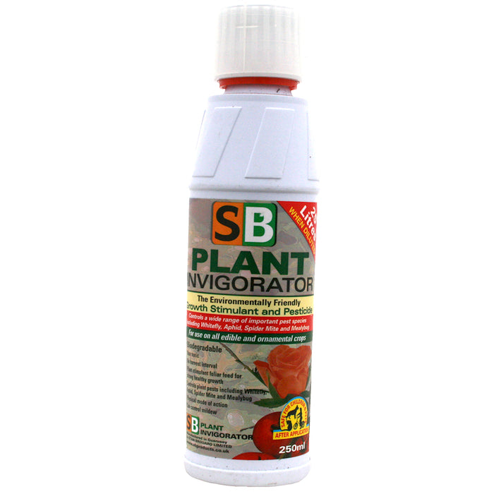 SB Plant Invigorator Concentrate - 250ml or 500ml