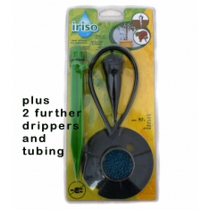 Iriso Watering Kit - 3 Dripper Kit (with Connector)