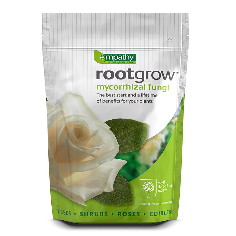 Rootgrow Mycorrhizal Fungi for Trees, Shrubs and Roses - 360g