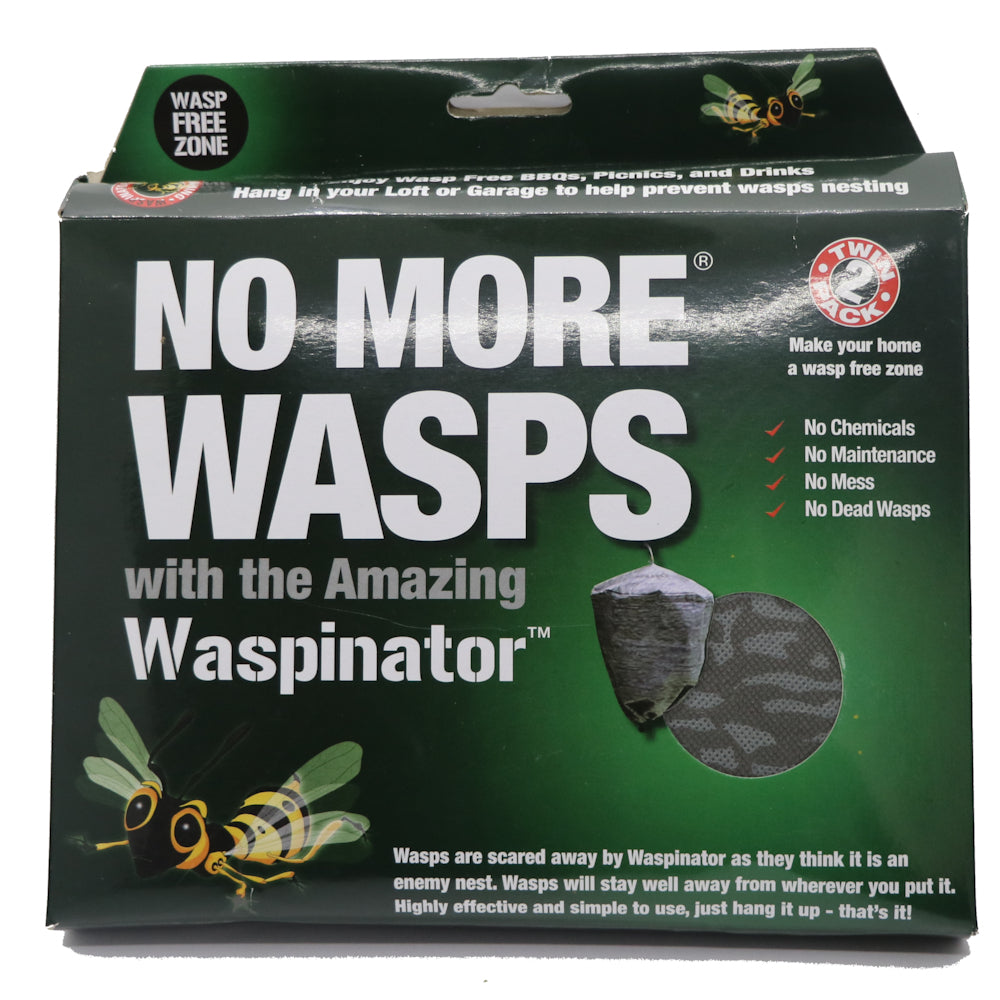 Waspinator Natural Wasp Deterrent (Pack of 2)