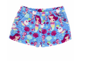 Candy Pink Mermaid Short