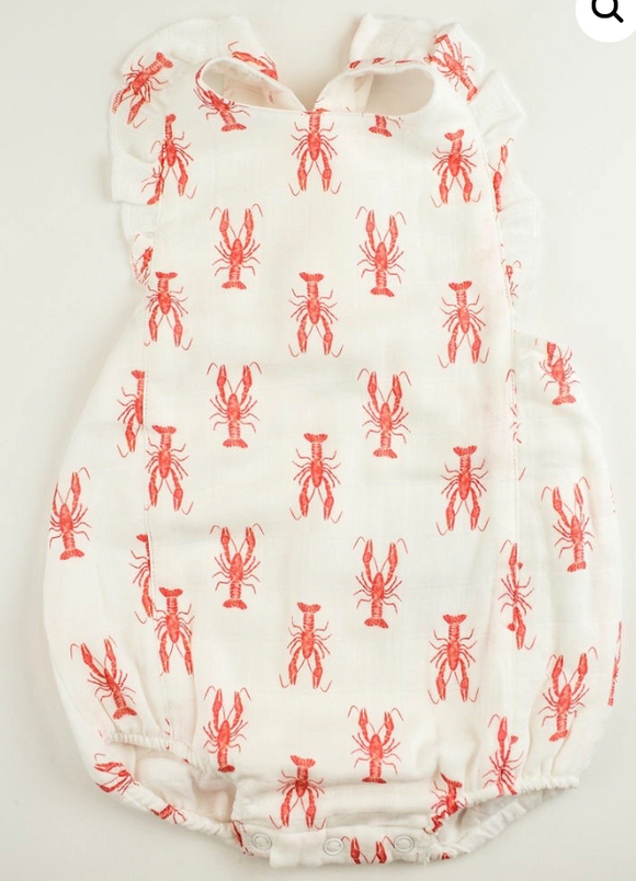 Crawfish Sunsuit