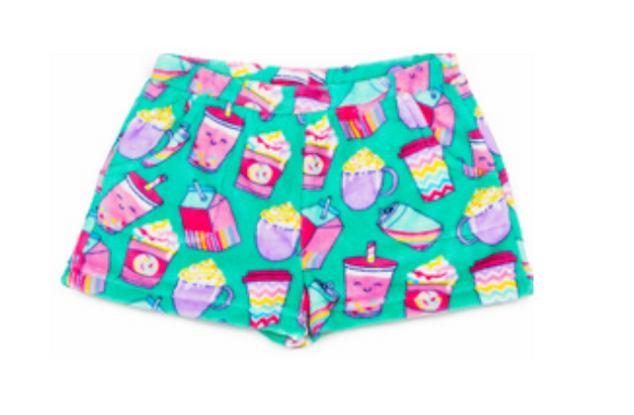 Candy Pink - Summer Drink Shorts