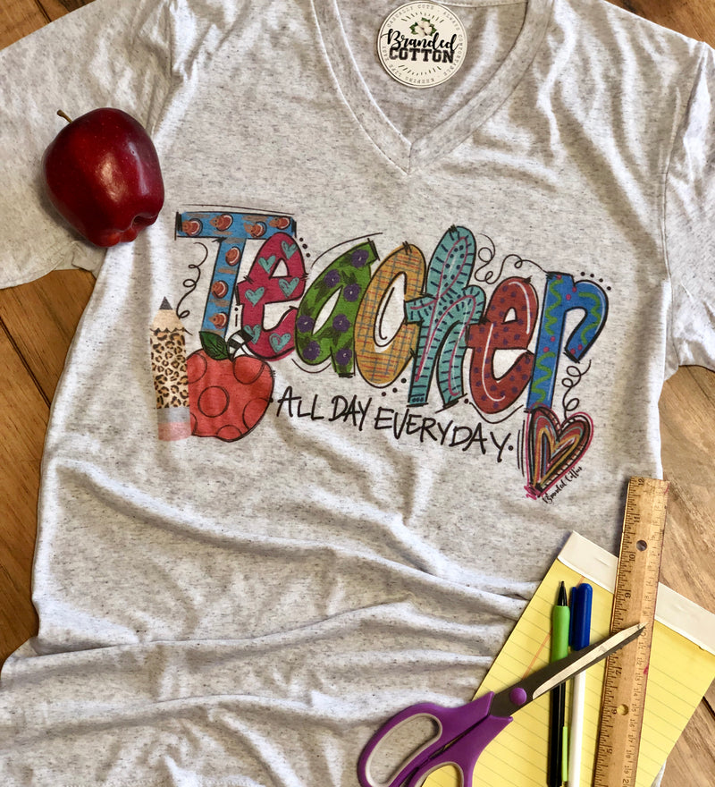Teacher| All Day Everyday