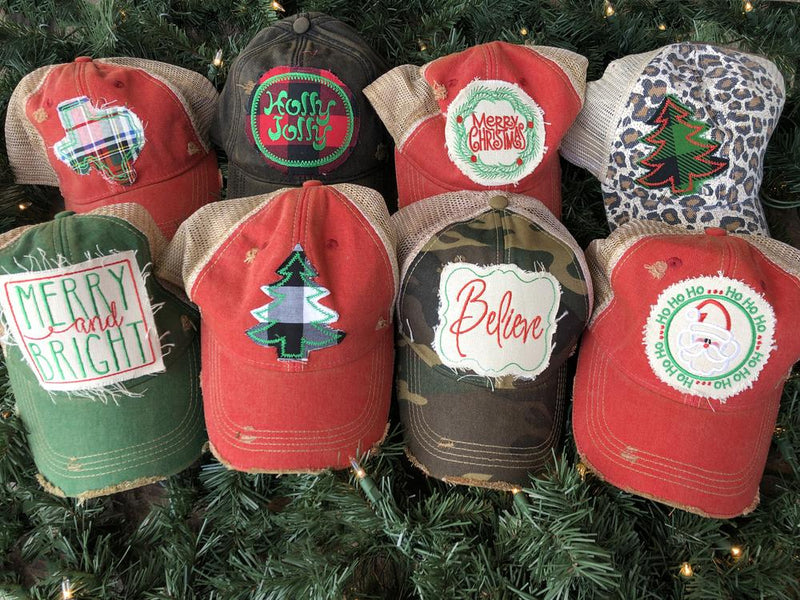 Christmas Cap Variety 2 Pack