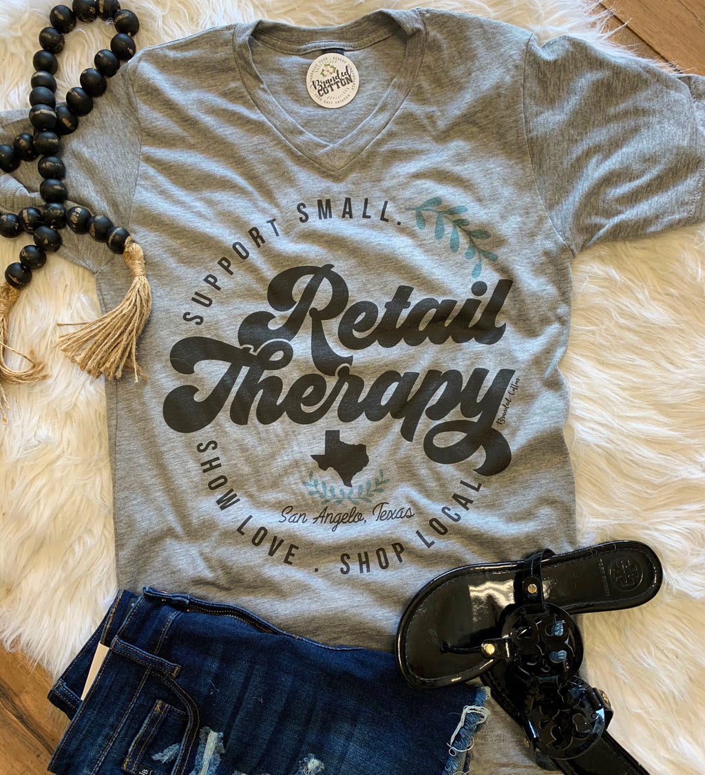 Retail Therapy {SAN ANGELO}