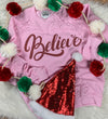 Merry | Believe Sweatshirts