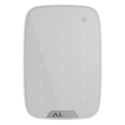 AJ-KEYPAD-W Teclado independiente blanco