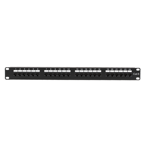 PP-24 Patch panel de 24 puertos UTP/RJ45
