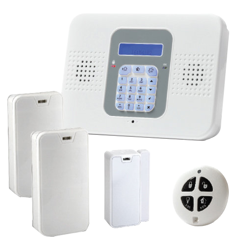 SECUPLACE-2GW Kit de alarma profesional unidireccional