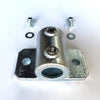 Side view of Palm Railing Tube Clamp 48mm - Undrilled