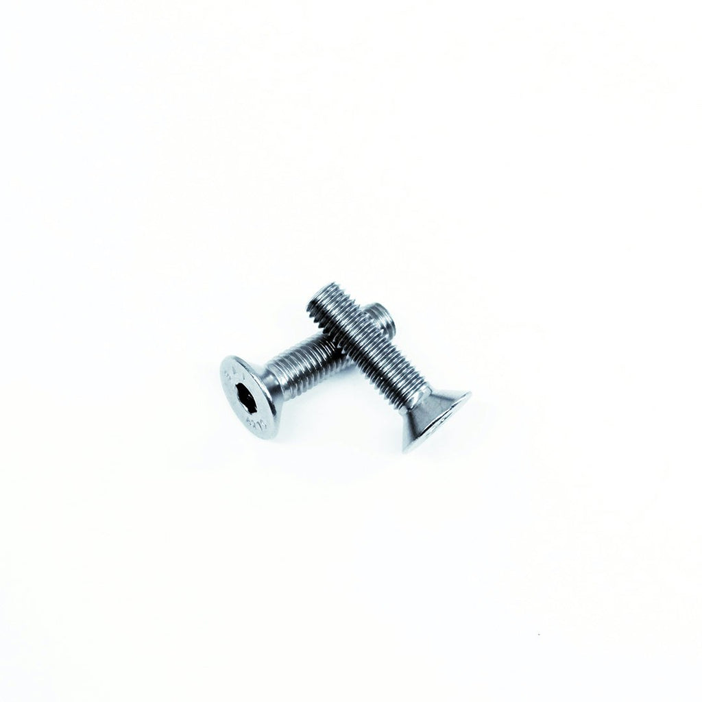 M12 x 45mm Countersunk screws