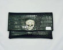 Load image into Gallery viewer, Crystal Skull Clutch