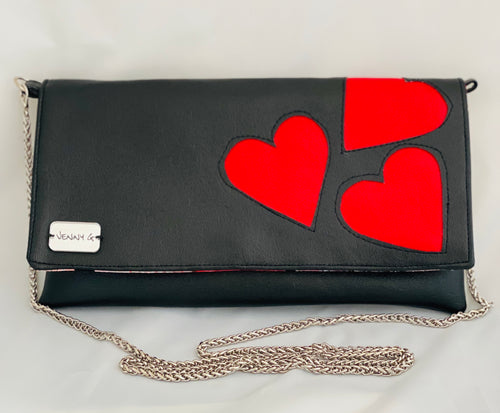 The Love Connection Clutch