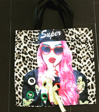 Load image into Gallery viewer, Super Leopard Tote