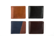 Trifold Wallet with Coin Holder