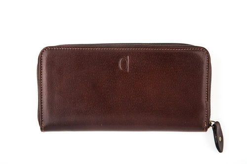 Zip Around Wallet