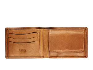 Bifold Wallet With Coin pocket