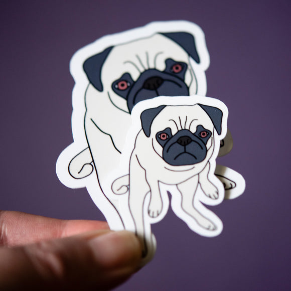 Pet Portraits Upgrade - Sticker Pack