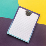 Sugar Skull Pug Notepad