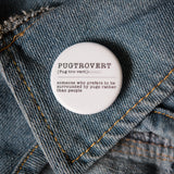 Pugtrovert Button