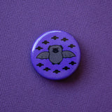 Batpug Badge / Button