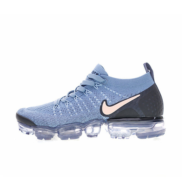 607ff467074 Original Authentic Nike Air VaporMax Flyknit 2.0 Women s Running Shoes Sport  Outdoor Sneakers Athletic Designer 942843