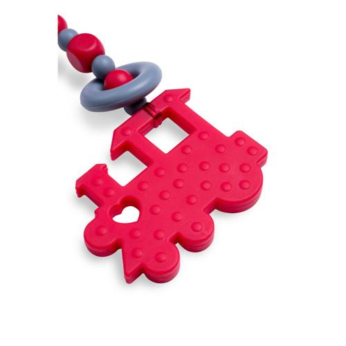 Clippable Train Teething Toy - Baby Prestige UK