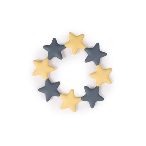 Star Teething Ring - Baby Prestige UK