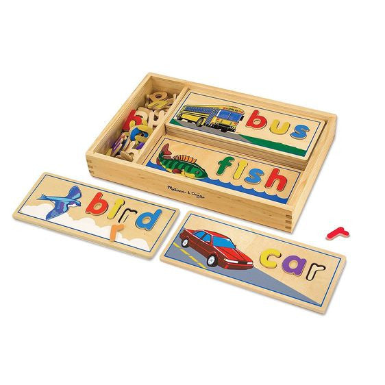 See & Spell by Melissa and Doug - Baby Prestige UK