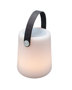 LIGHTSPEAKER big - Black Leather Handle