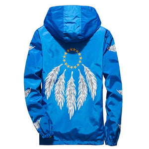 """Feather"" Windbreaker"