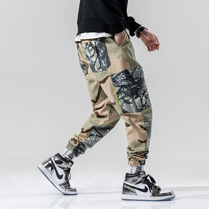 """Deep Camouflage"" Pant"