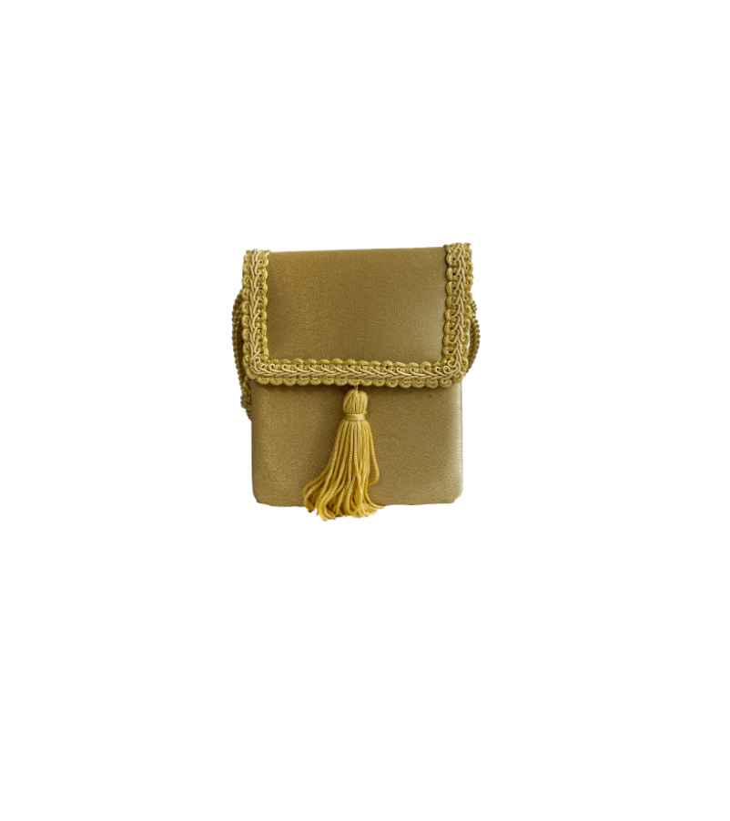 GOLD MINI PURSE