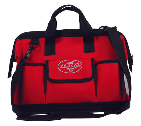 PC HEAVY DUTY TOTE RED