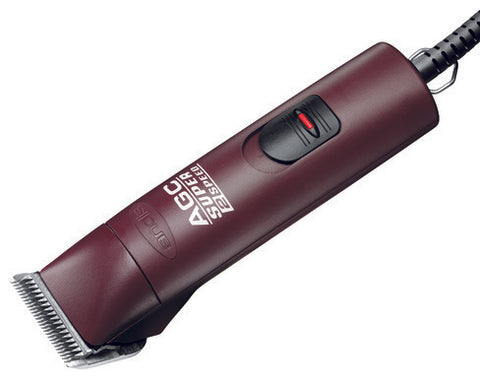 WEAVER- Andis AGC Super 2-Speed Horse Clipper.