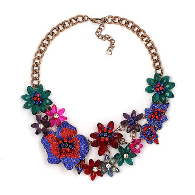Necklaces & Pendants Crystal Maxi Necklace for Women