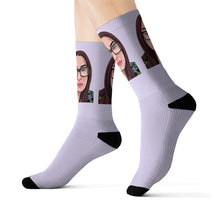 Load image into Gallery viewer, Custom Print Socks