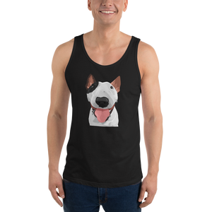 Custom Men's Tank Top (Big Print)