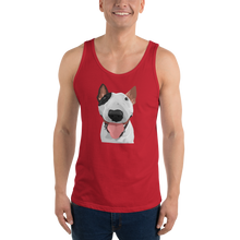 Load image into Gallery viewer, Custom Men's Tank Top (Big Print)
